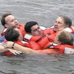 Marine Survival: Water Entry & Survival Techniques